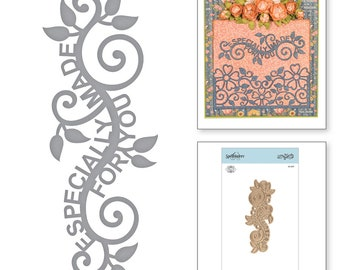 Spellbinders Shapabiilties Especially Made For YouEtched Dies by Marisa Job S2-297