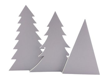 Magnolia Design Co- Tree Trio Set - Chalk Surface-Chalk Art DIY
