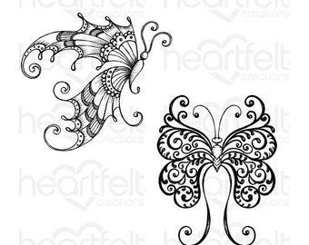 Heartfelt Creations Fluttering Butterfly HCPC-3824