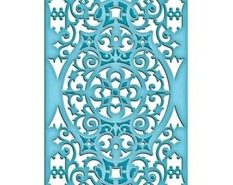 Spellbinders Shapeabilities: Shapeabilities Tapestry Die Templates S5-198