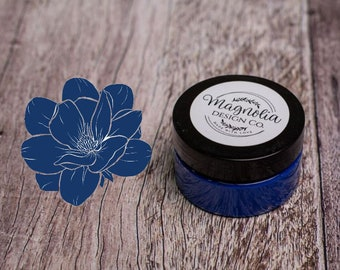 Magnolia Design Co-Chalk Paste True Blue-Chalk Art DIY