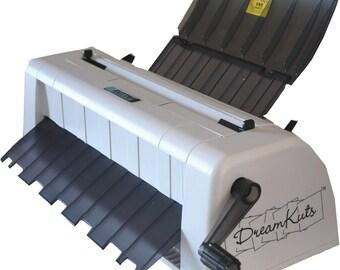 "Zutter Dreamkuts ""The Perfect Paper Cutter"" ZU2812 Brand New ""White"" Color Dreamcuts"