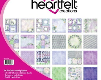 Heartfelt Creations Burst of Spring Paper Collection HCDP1-299
