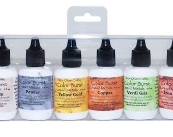 Ink Pads,Paint & Refills