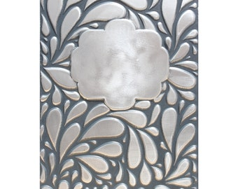 Spellbinders 3D M-Bossabilities Embossing Folder Dew Drop Delight E3D-020