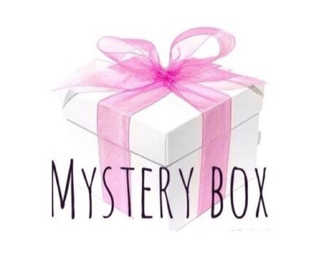 "Featured listing image: Stamping/Mixed Media Mystery Box Bundle ""Limited Stock"" Valued over 50.00"