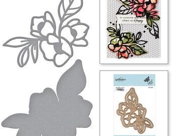 Spellbinders Shapeabilities Die - Lovely Lilac - S3-324