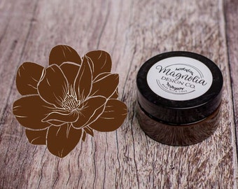 Magnolia Design Co-Chalk Paste Raw Umber-Chalk Art DIY