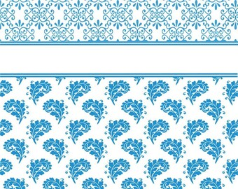 "Crafter's Companion Die'sire Embossalicious Elegance 8"" x 8"" Embossing Folder EF8-ELGNCE"
