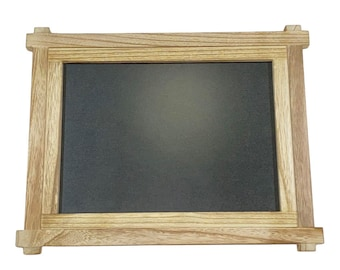 "Magnolia Design Co-11""x14"" Farmhouse Frame Board-Chalk Surface-Chalk Art DIY"