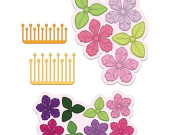 Heartfelt Creations Small Classic Petunia HCD1-7139