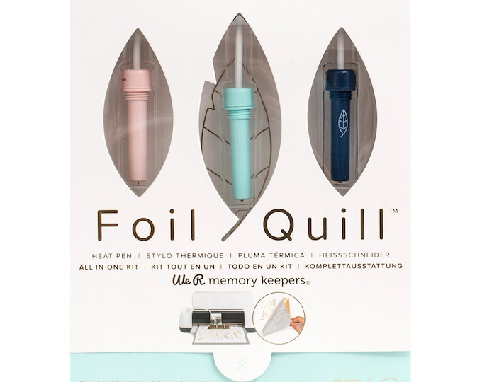 Featured listing image: We R Memory Keepers Foil Quill All-in-one Kit 660579
