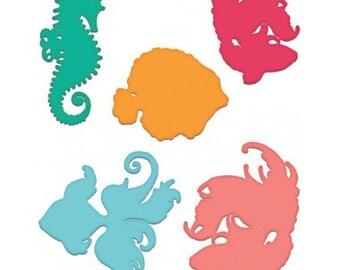 Heartfelt Creations Under the Sea HCD1-799