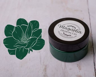 Magnolia Design Co-Inks Forest Green Chalk Ink-Chalk Art DIY