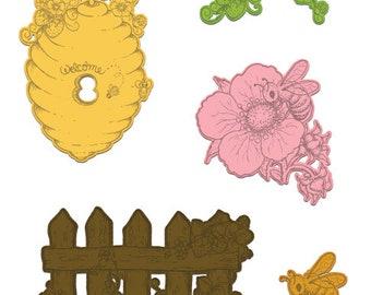 Heartfelt Creations Sweet as Honey HCD1-795