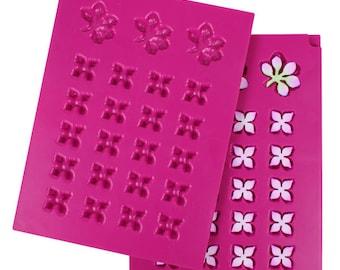 Heartfelt Creations 3D Lush Lilac Shaping Mold HCFB1-466