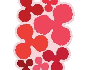 Heartfelt Creations Blazing Poppy Die HCD1-764
