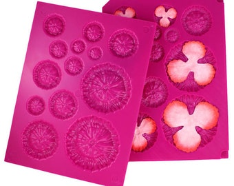 Heartfelt Creations 3D Floral Basics Shaping Mold HCFB1-464