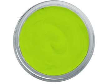 Magnolia Design Co-Chalk Paste Lime Green-Chalk Art DIY