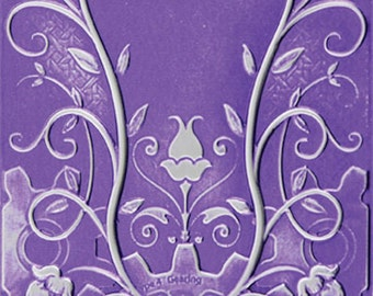 Spellbinders 3D M-Bossabilities Floral Jewel E3DS-003