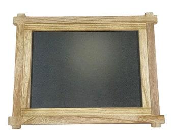 "Magnolia Design Co-11""x14"" Farmhouse Frame Board-Chalk Surface-Chalk Art DIY"