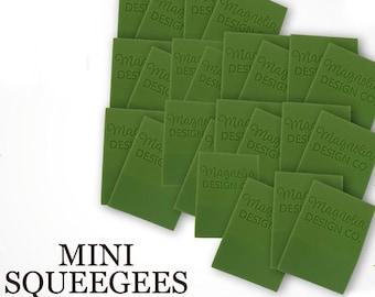 Magnolia Design Co-Accessories-Mini Squeegee 24pk-Chalk Art DIY
