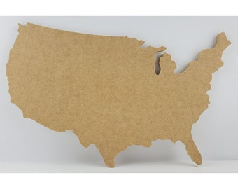 "Magnolia Design Co- United States MDF 11""-Chalk Surface-Chalk Art DIY"