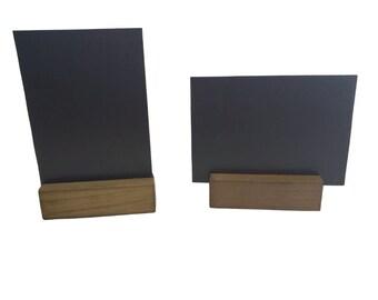 "Magnolia Design Co- 5"" x 7"" Board with Base Kit 6pk-Chalk Surface-Chalk Art DIY"