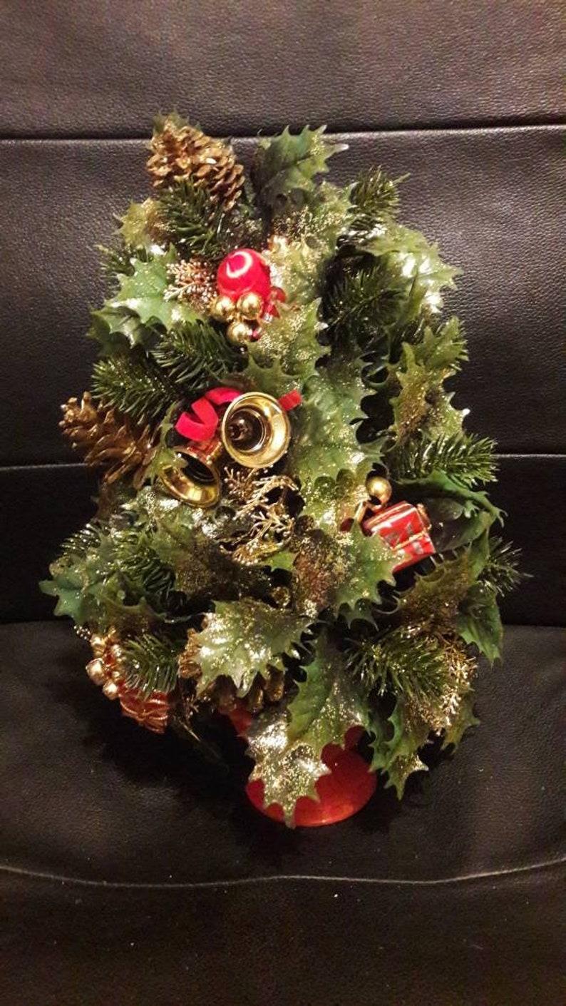 Weihnachtsbaum Kunstoff.Weihnachtsbaum Aus Kunststoff Wand Dekor Urlaub Dekorationen Tür Hängen 1970 Retro Vintage Festliche Weihnachten Weihnachtsdekor Uk
