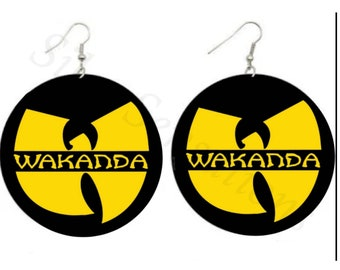 WaKanda Earrings