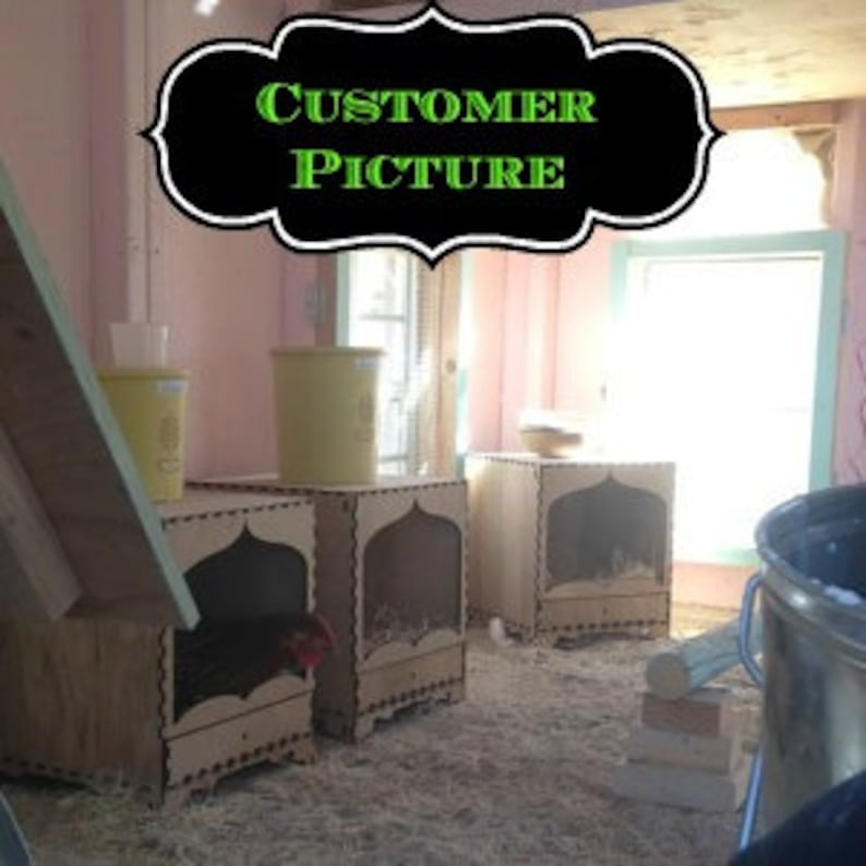 Sale! Chicken Nesting Box