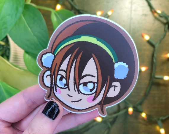 Earth | Toph Sticker