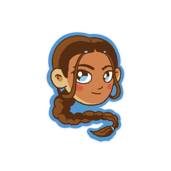 Water | Katara Sticker