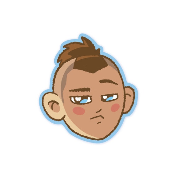 Sokka Sticker