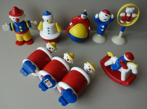 Collection Of 9 Patrick Rylands Design Ambi Toys Baby Toddler Play
