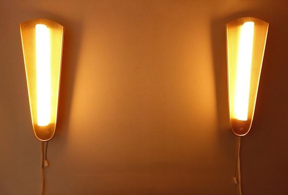 Hollywood Regentschaft Paar Schlafzimmer Wandleuchten Leuchten | Etsy