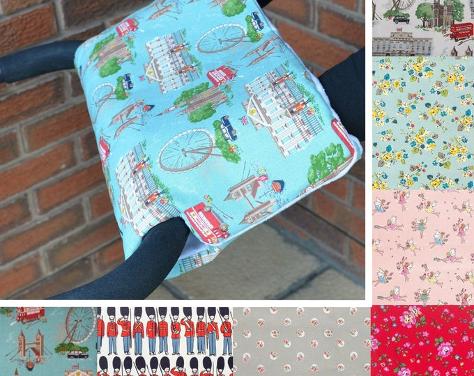 Cath Kidston Fabric Pushchair / Stroller Fleece Lined Hand Muff