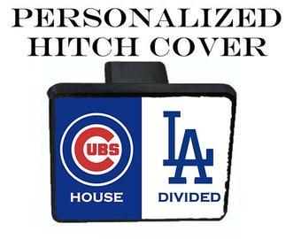 Idaho Vandals Platic Hitch Receiver Cover