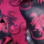 red dragon LONGskirt