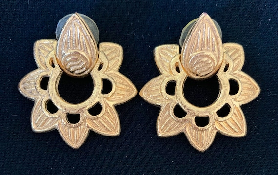 Givenchy Statement Pierced Earrings