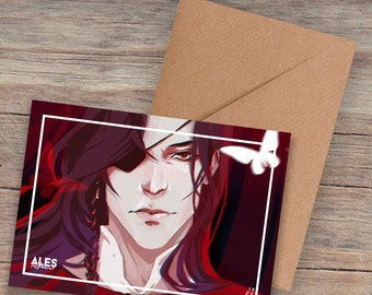 Postcards Heaven Official's Blessing: Xie Lian, Hua Cheng