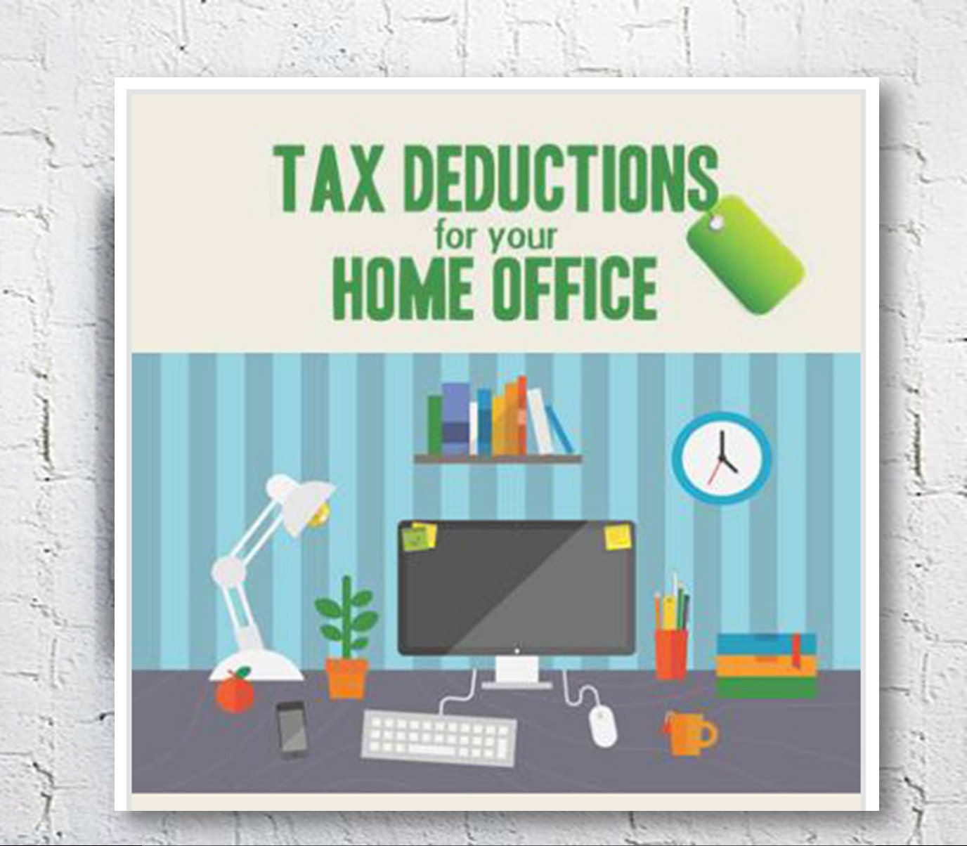 Home Office Tax Deductions Tracking Tax Write-off