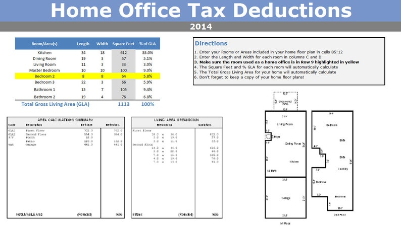 home office tax deductions tracking tax write