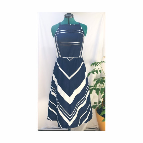 Retro Vintage Halter Sun Dress