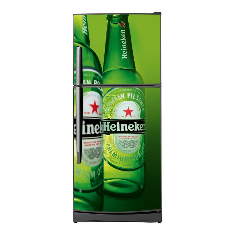 Bier Kühlschrank Wickeln Kühlschrank Haut Kein Bier Etsy