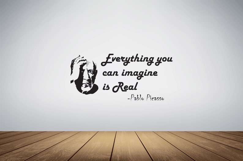 Everything You Can Imagine Vinyl Decal