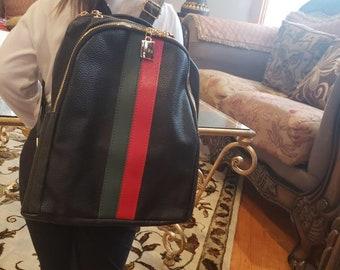92c497f3a6c0 Designer inspired girls backpack