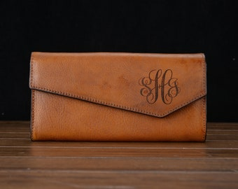 912cd344f143b Leather women wallet