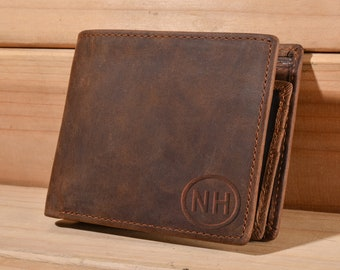 Personalized Men's Leather Wallet - Custom Engraved,Personalized leather Wallet,Personalized wallet,personalized mens wallet,leather wallet