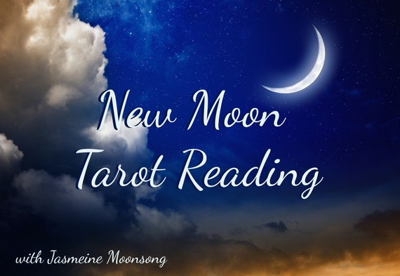 New Moon Tarot Reading